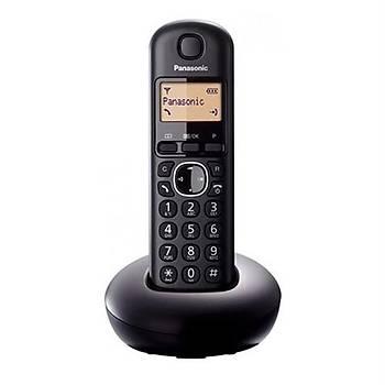 Panasonic KX-TGB210 Dect Telefon Kablosuz Telefon Siyah