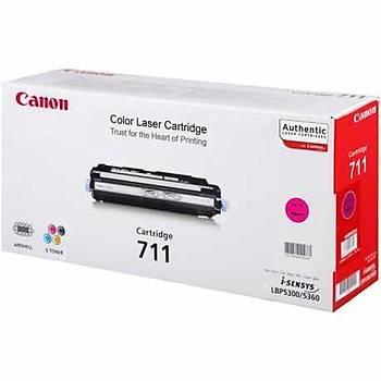 Canon Crg-711m MF9170, 9130, Lbp5300, 5360 Kýrmýzý Toner