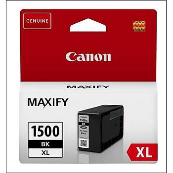 Canon PGI-1500XL BK Siyah Kartuþ Orjinal MAXIFY MB2050/MB2350