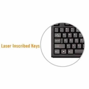 A4 Tech KM-720 Q Usb Siyah Kablolu Klavye