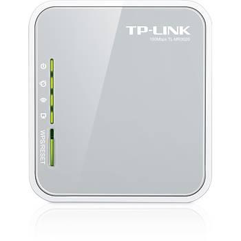 Tp-Link TL-MR3020 Portatif 3G/4G Kablosuz Router