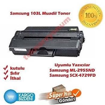Samsung MLT-D103L Muadil Siyah Toner