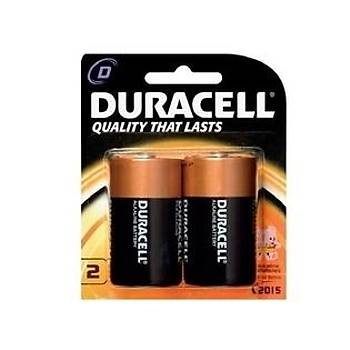 Duracell D Boy Büyük Boy Pil 2Li