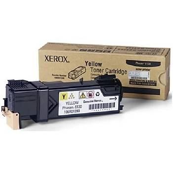 Xerox 106R01284 6130 Sarý (Yellow) Toner
