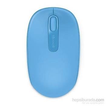 Microsoft 1850 U7Z-00057 Mavi Kablosuz Mouse