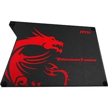 MSI Thunderstorm Aluminum Oyuncu Mouse Pad
