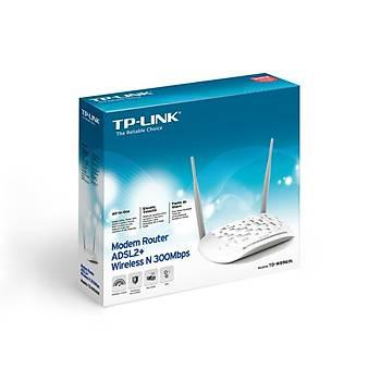 Tp-link TD-W8961N Kablosuz Modem Router 4Port 300Mbps