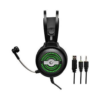 Rampage Gaming Oyuncu Rgb Klavye+ K29 Kulaklýk +R115 Mouse Set