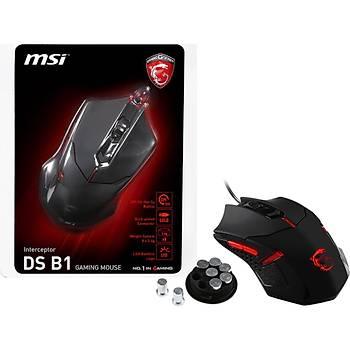 MSI Interceptor DS B1 Oyuncu Mouse