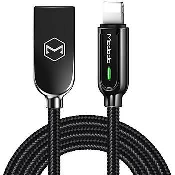 Mcdodo CA-5261 Apple iPhone Uyumlu Data ve Þarj Kablosu 1.2 Auto Power
