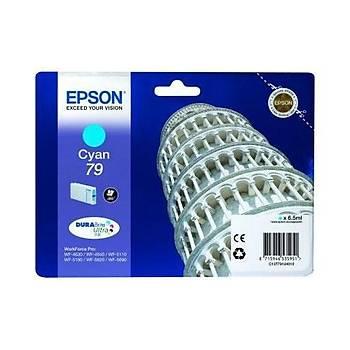 Epson T7892 WF-5110, 5190, 5620, 5690 Mavi Kartuþ