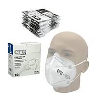 ERA FFP2 NR Maske 5 Katmanlý Beyaz 10 lu ( Ücretsiz Kargo)