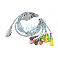 HDMI Holter EKG 10 kablo seti