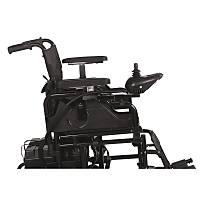 Katlanabilir Akülü Tekerlekli Sandalye JT W111 A