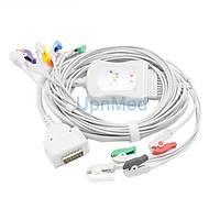 Burdick EK-10 Lead EKG kablosu