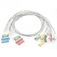 M1602A M1976A Philips ECG 10 Lead kablo uçlarý