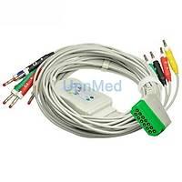 BJ-900P Nihon Kohden 10 Lead EKG kablosu