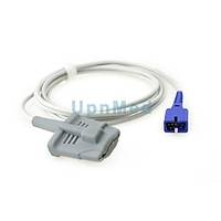 Nellcor adult silicone soft tip spo2 sensor,U401-1BL