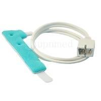 Biolight Digital Neonate/Adult Disposable Spo2 Sensor,Blue Foam,UD409-2N