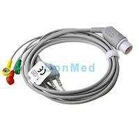 Horizon 3 lead EKG kablosu