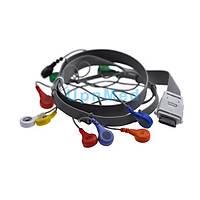 Edan Holter ECG 10 kablo seti