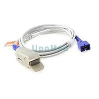 Nellcor DS-100A adult finger clip spo2 sensor,U401-1AS