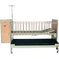 Pediatrik karyola ( Refakatçili ) EN-DUM 320