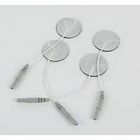 Tens Elektrodu Dairesel (32mm Çap) Kablolu