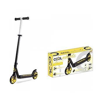 Cool Wheels 2 Tekerlekli Katlanabilir Scooter 8+ Yaþ Sarý