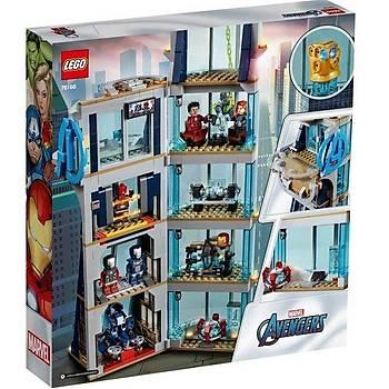 LEGO 76166 Marvel Avengers - Avengers Kulesi Savaþý 685 Parça