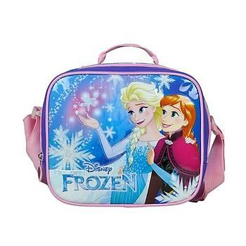 Frozen Elsa & Anna Beslenme Çantasý 96441