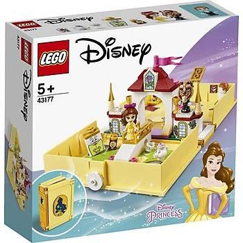 Lego Disney Belle'in Hikâye Kitabý Maceralarý 43177
