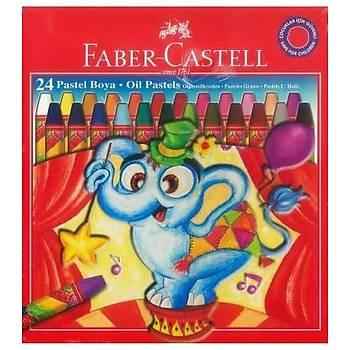 FABER CASTELL 24'LÜ PASTEL BOYA