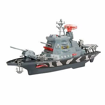 Pilli Büyük Askeri Gemi