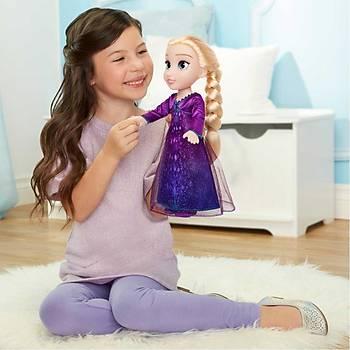 Frozen 2 Müzikli ve Iþýklý Elsa 35 cm.
