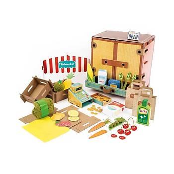 Clementoni Play Creative Mini Market 18550 CLE18550
