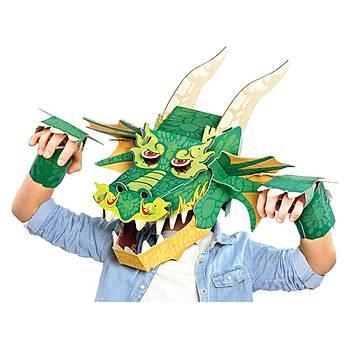 Clementoni Play Creatýve Dragon Maske