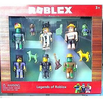Roblox 6 Karakter ve Aksesuarlýk Roblox Legends Of