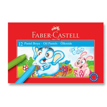 FABER CASTELL 12'LÝ PASTEL BOYA