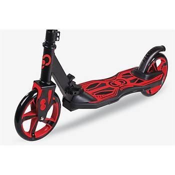 Cool Wheels 2 Tekerlekli Scooter 12+ - Kýrmýzý