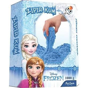 Disney Frozen Zýpýr Kum 1000 Gr Eðitici Öðretici Oyuncak