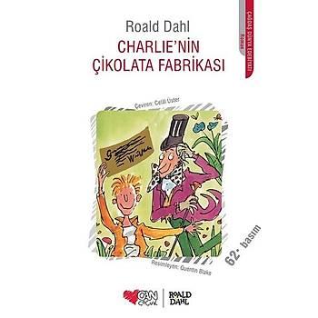 CHARLIE'NÝN ÇÝKOLATA FABRÝKASI - ROALD DAHL