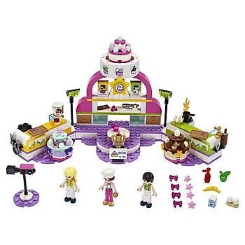 Lego Friends Pastacýlýk Yarýþmasý 41393