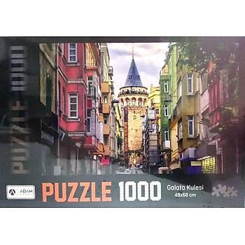 Adam Games Galata Kulesi 1000 Parça Puzzle