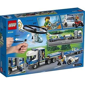 LEGO City Polis Helikopteri Nakliyesi 60244 KRNS012254