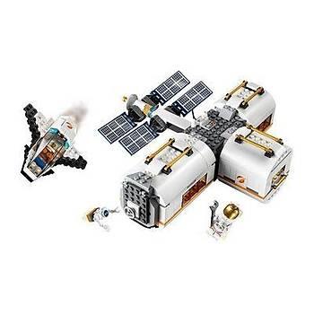 Lego City Ay Uzay Ýstasyonu