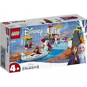 Lego - Anna'nýn Kano Gezisi 41165