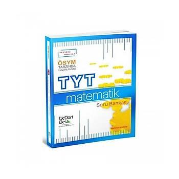 345 Üç Dört Beþ Yayýnlarý TYT Matematik Soru Bankasý - 2021 model
