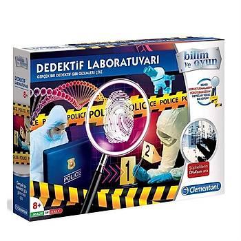 Clementoni 64444 Dedektif Laboratuvarý