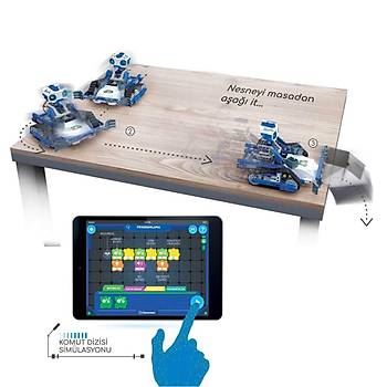 Clementoni 64442 Robomaker Start /kodlama-coding Lab Eðitici Robotbilim Laboratuvarý